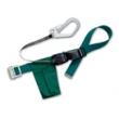 RL-593(日FUJII) 编织带大挂钩单腰带式安全带