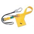LAS-90SG(日FUJII) 编织带大挂钩单腰带式安全带