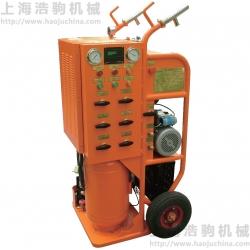 HSC168型SF6充气回收车