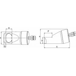 美国Kudos螺栓切除工具HYNC