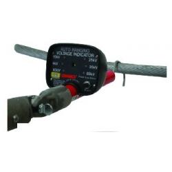 自动量程电压指示器