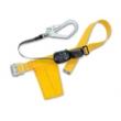RL-593K(日FUJII) 编织带大挂钩单腰带式安全带