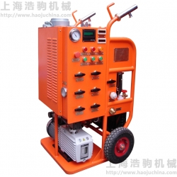 HSC168C型SF6充气回收车