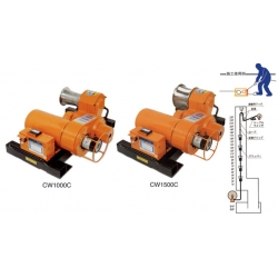 CW-1000C/1500C 电缆绞磨机(牵引机)