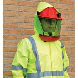 防电弧雨衣