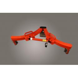 CAX-130/185高壓電纜矯直機
