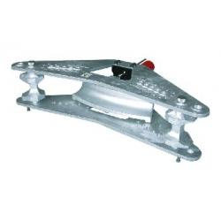 """PB-II(日) 铝合金4""""强力型液压弯曲管机"""