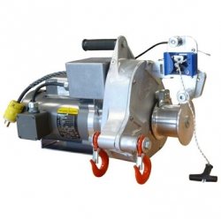 汽油机机动绞磨PCT 1800