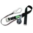CRL-593(日FUJII) 编织绳大挂钩单腰带式安全带